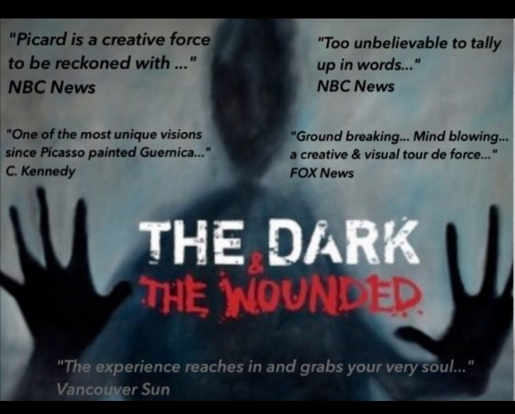 NBC Raves about James Picard's The Dark & The Wounded, the Multi-Award-Winning Documentary