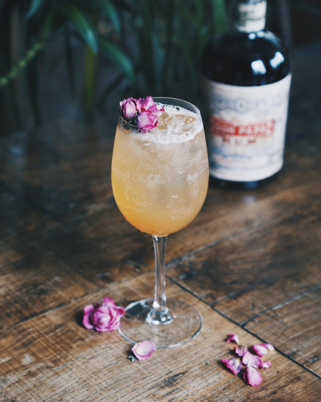 Summer Fizz Cocktail Recipe