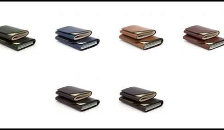 Ezra Arthur Wallets: Heirloom Quality Gifts Any Man Would Love