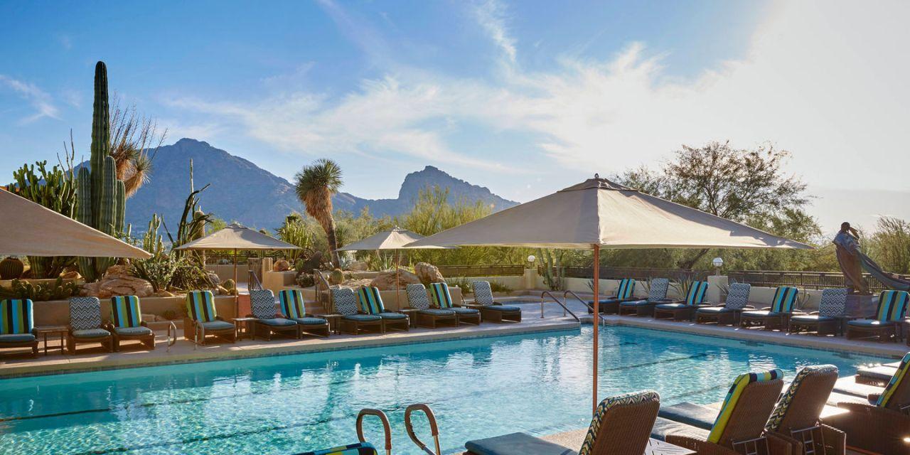 Camelback Inn Resort and Spa Scottsdale Epitomizes Southwest Hospitality