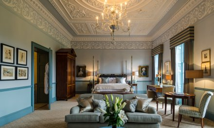 Plunge Into The Spa & Bath House At The Royal Crescent Hotel & Spa
