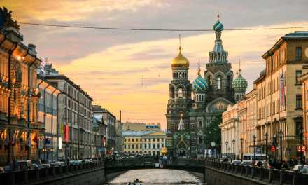 The Two Best Hotels in St. Petersburg for the World Cup