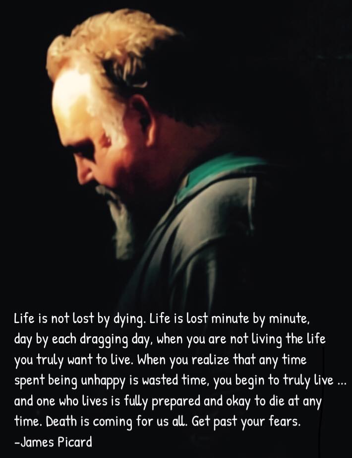 Life is not Lost by Dying