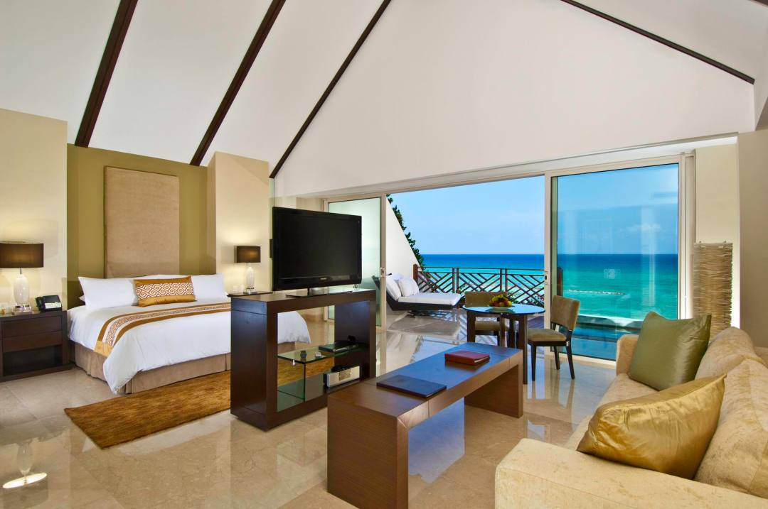 Grand Class Suite at Grand Velas Riviera Maya (Playa del Carmen, Mexico)