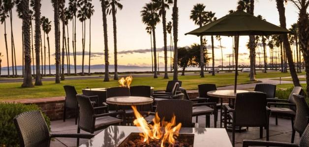 Hilton Santa Barbara Beachfront Hotel The Set