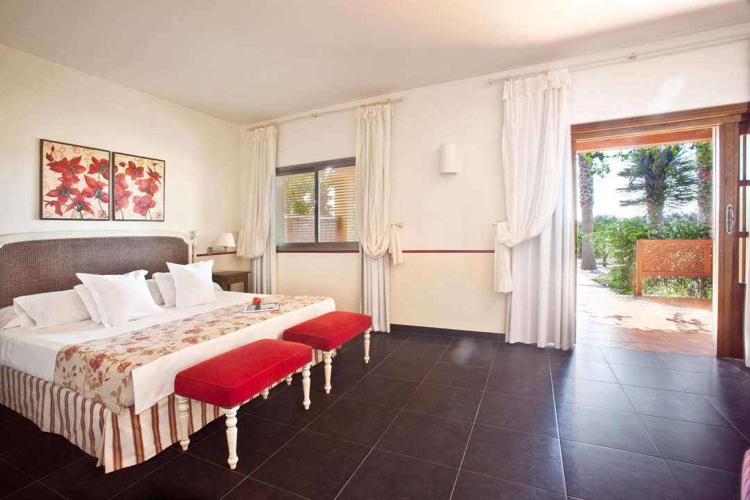 Junior Suite at Can Jaume (Ibiza, Spain)
