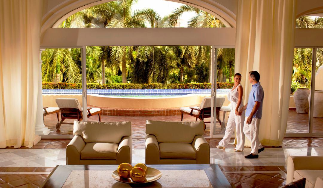Presidential Suite at Casa Velas (Puerto Vallarta, Mexico)