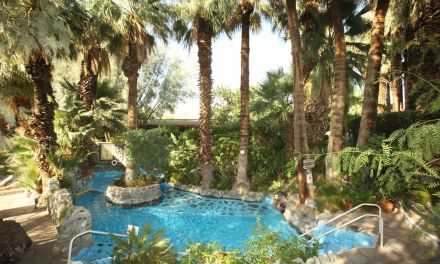 Two Bunch Palms Resort and Spa: A Celebrity Hideaway