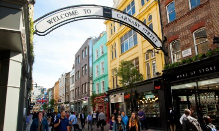 North American Visitors Drive Record Tourism in London