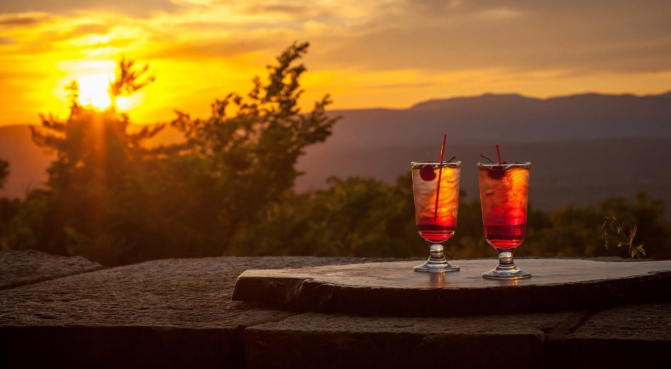 Mohonk Sunset Porch