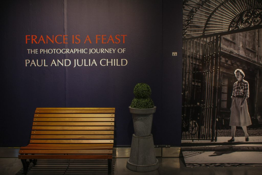 Julia Child Exhibit
