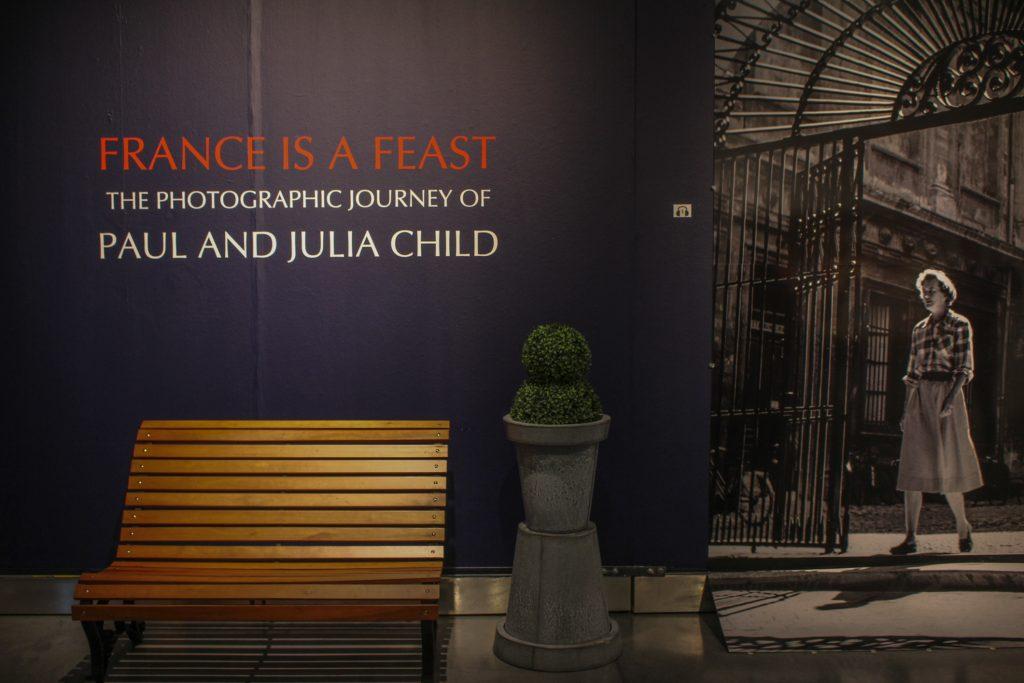 Julia Child Exhibit