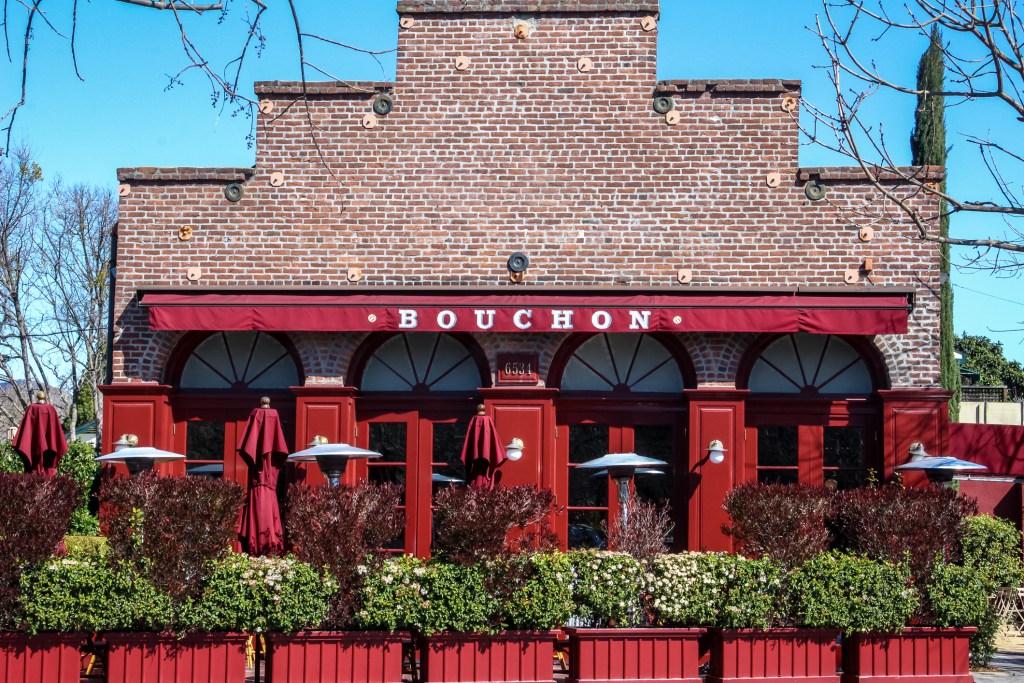 Thomas Keller's Bouchon Bistro