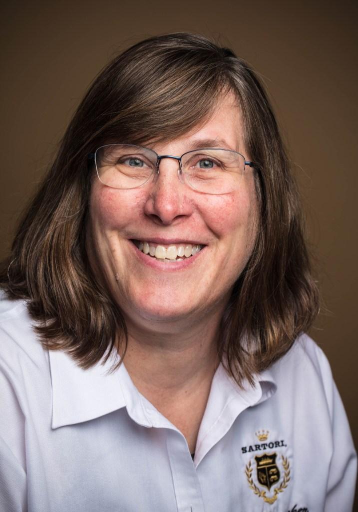 Pam Hodgson, Master Cheesemaker