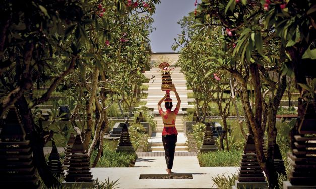 Fabulous Winter Escape at The Ritz-Carlton, Bali