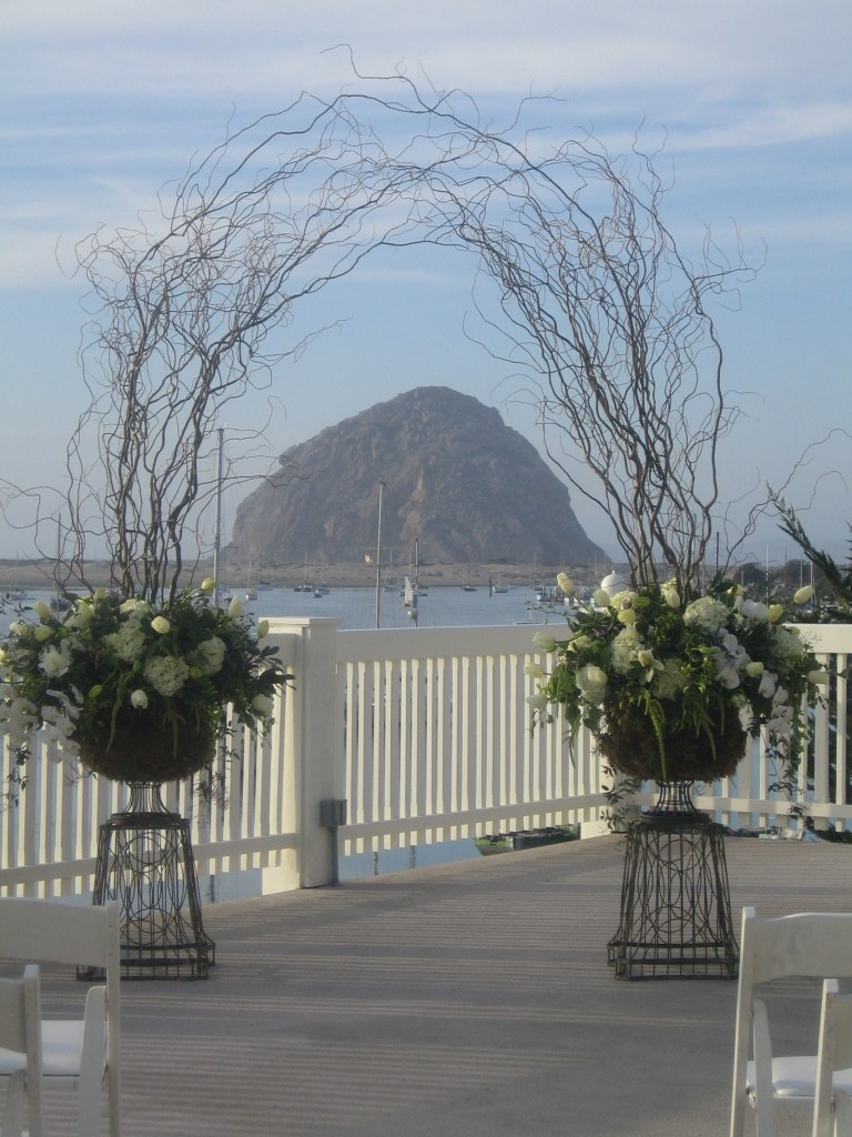 The Inn at Morro Bay offers a beautiful waterfront setting for your wedding, epically if you pledge your undying love at the newly renovated Bay View Deck.