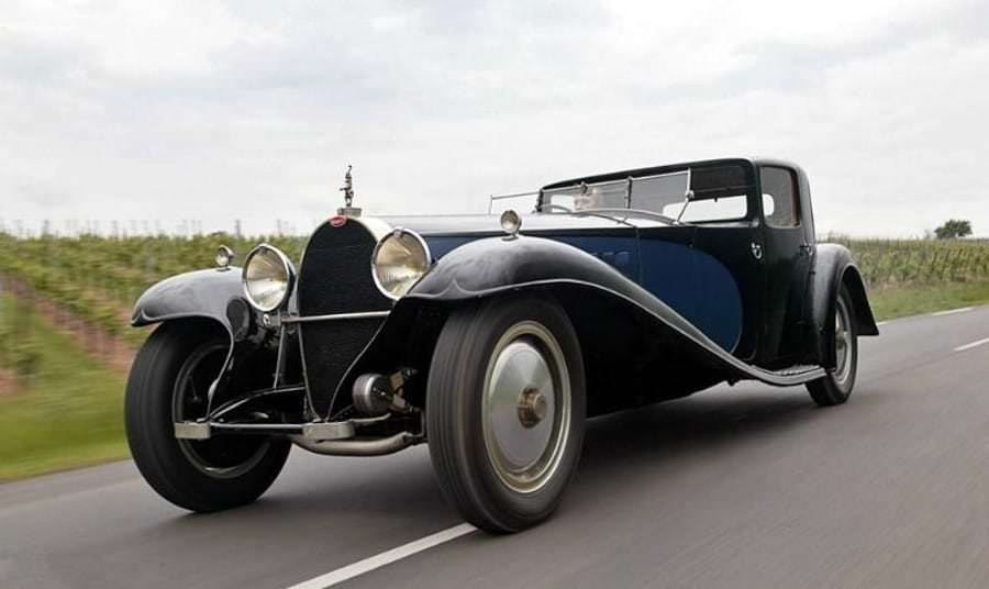 1931-Bugatti-Royale-Kellner-Coupe most expensive classic cars