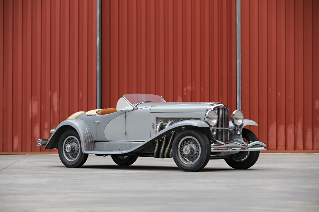 1935_Duesenberg_SSJ-07 most expensive classic cars