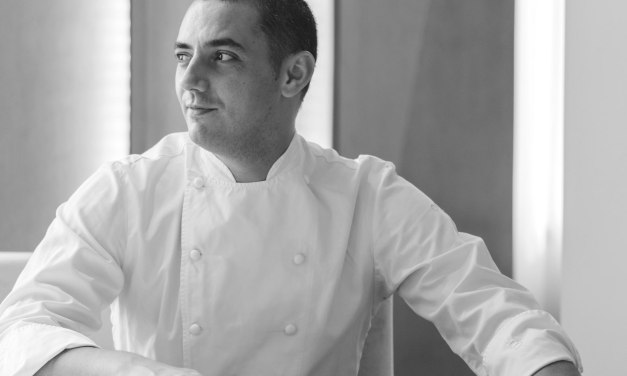 Chef Julien Royer Signs Agreement with Sarment's Keyyes Luxury Digital Platform