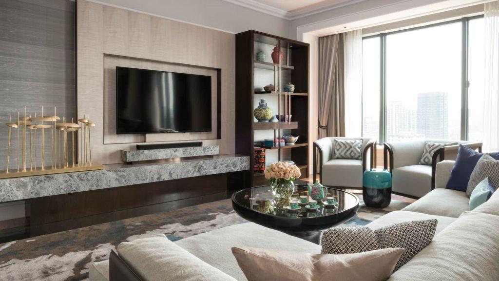 Four Seasons Singapore Ambassador Suite