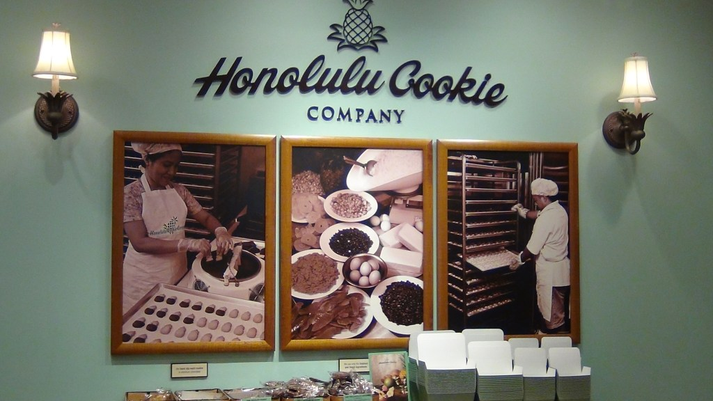 Honolulu Cookie Company Copyright 2013 Sherrie Wilkolaski