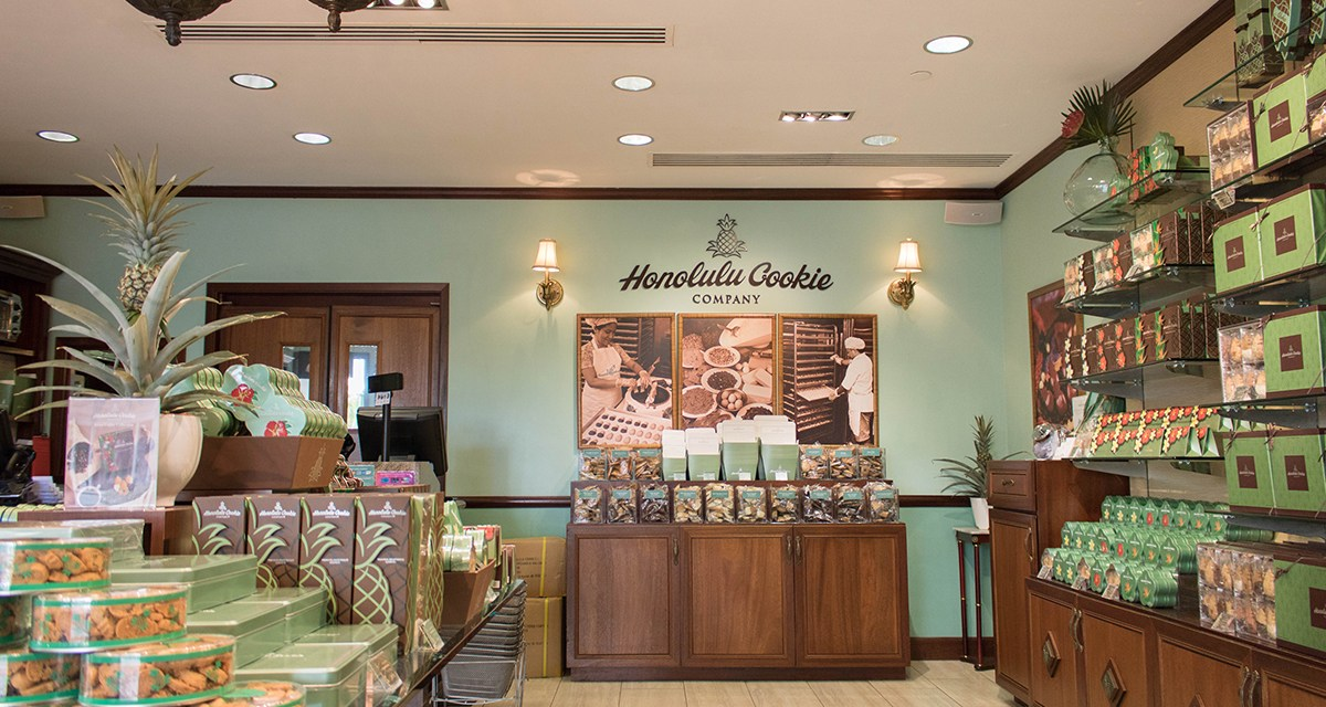 Honolulu Cookie Company: Unexpected Hawaiian Treat