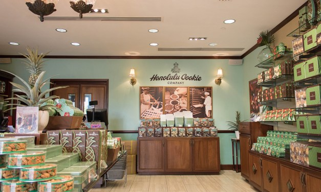 Honolulu Cookie Company: Unexpected Hawaiian Treat