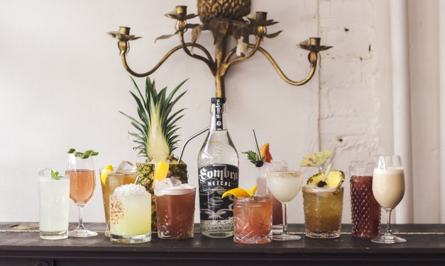 Sombra Mezcal Announces 12 Bartender Finalists of Its First-Ever Sustainable Virtual Cocktail Competition Judged by Trash Tiki