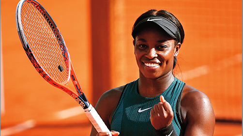 Tennis Majors Tour with Sloane Stephens - $555,000 Neiman Marcus 2018 Christmas Book