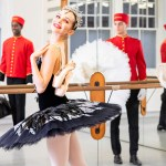 Cunard Invites Guests to Dance the Atlantic as New Partnership With English National Ballet Is Announced