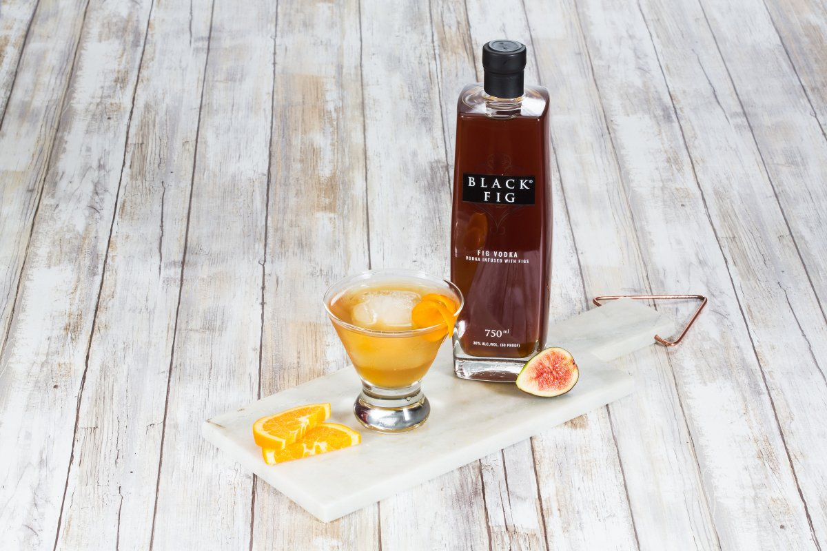 Go Fig or Go Home with Black Infusions Vodka