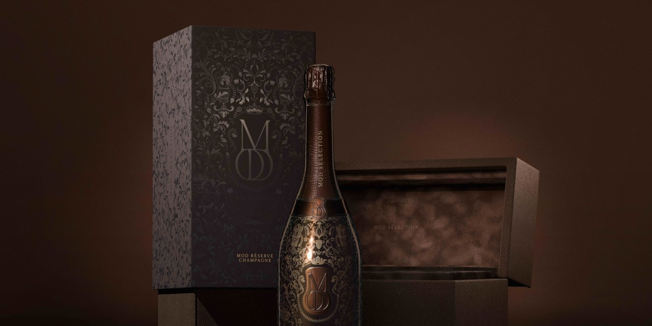 Award-Winning Wine and Spirits Producer Brent Hocking Announces Launch Of Mod Sélection Champagne in the United States