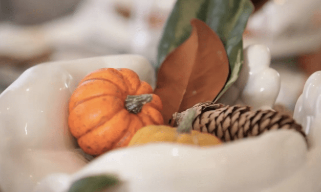 Creative Entertaining: Giving Thanks Tips