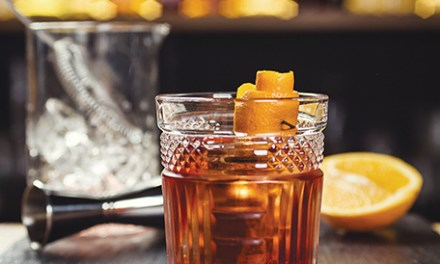 Old Fashioned with a Twist