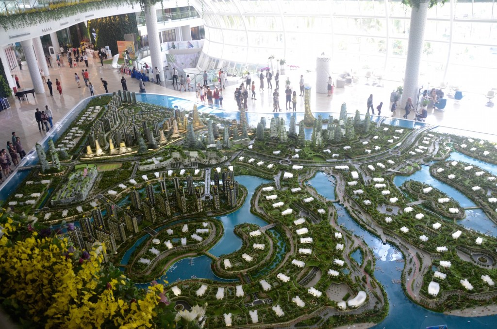 Malaysias Forest City - Photo by Asia Times-Johan Nylander