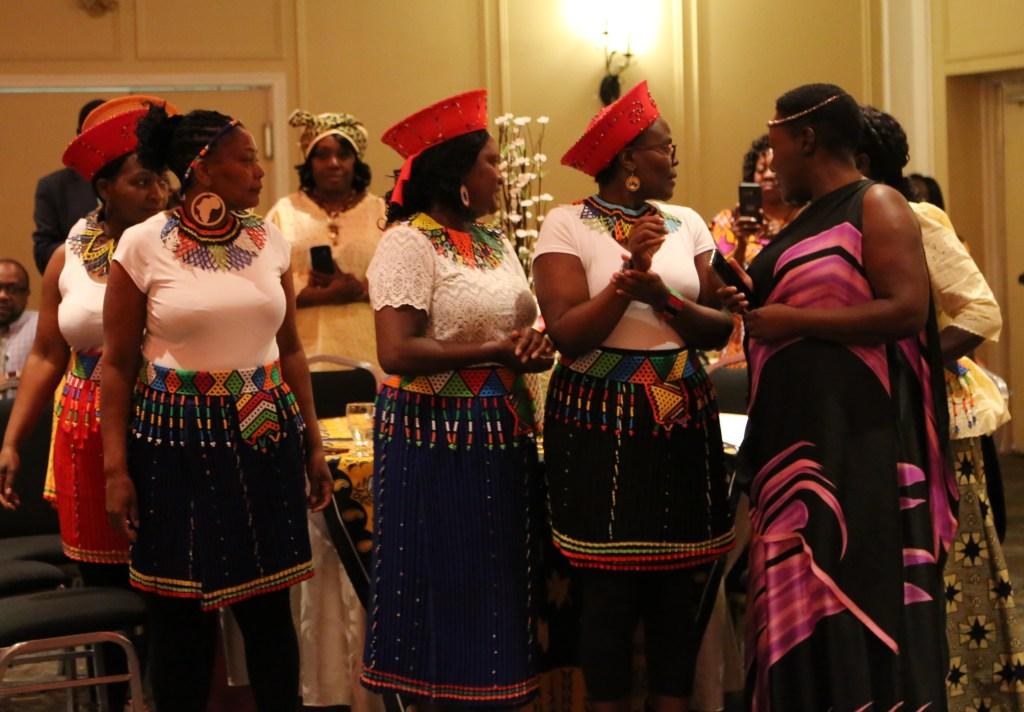 Zulu Wedding Ceremony