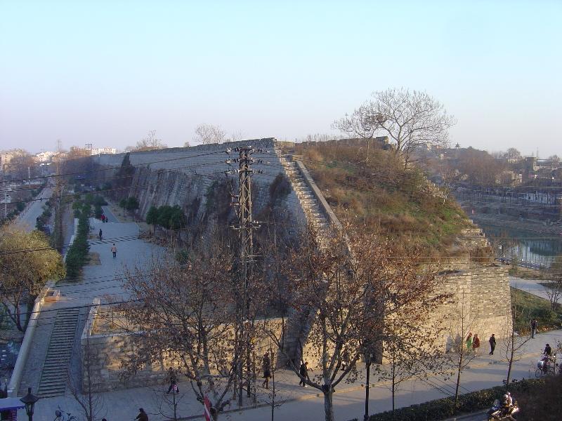 Nanjing's City Wall