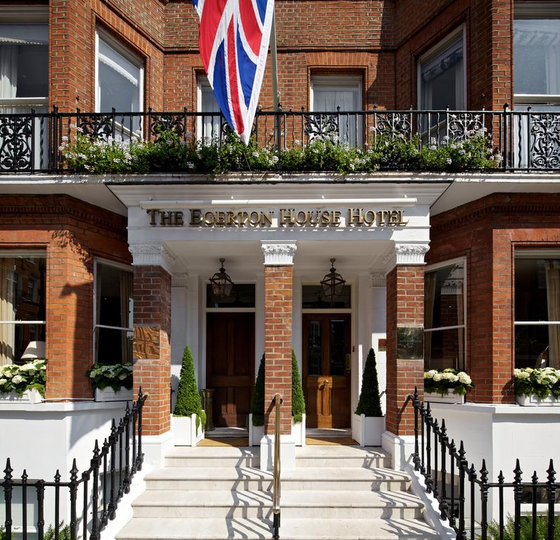 The Egerton House Hotel in London