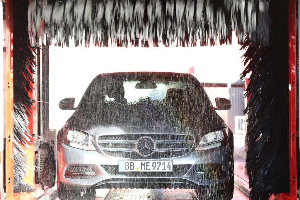 road trip car wash