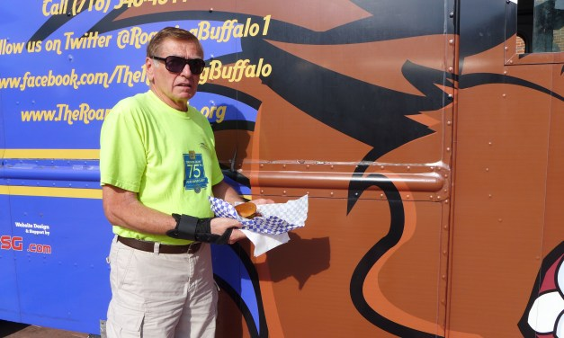 Street Food on the Edge: Buffalo's Food Truck Experience in Larkin Square