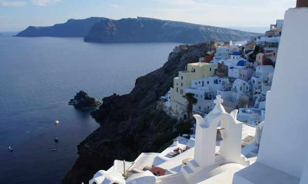 Cruising the Cyclades on Variety Cruises