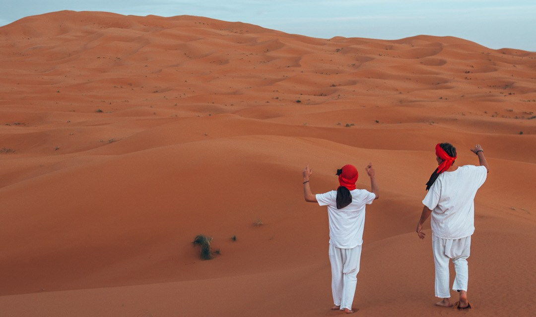 Indulge in Your Moroccan Fantasy: Take a Trip to Jaimas Madu Luxury Camp