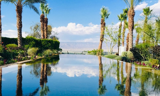 'Puttin' on the Ritz' in Rancho Mirage