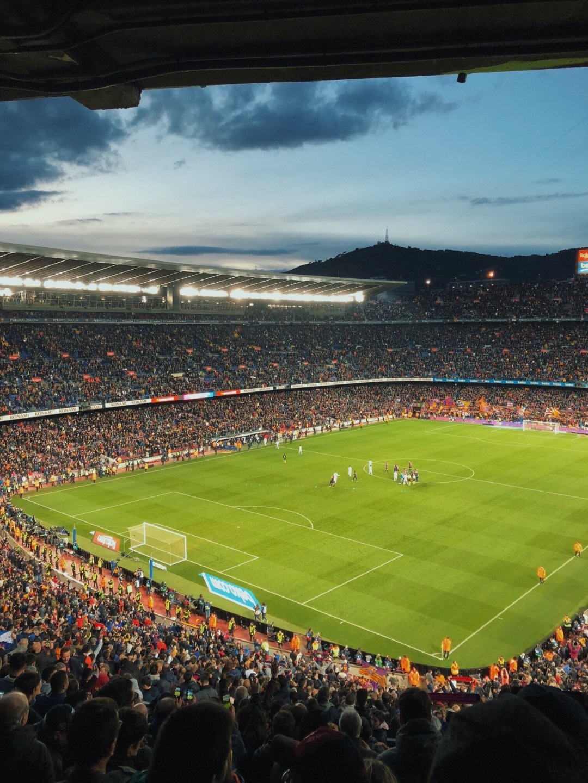 2018 Camp Nou Barcelona