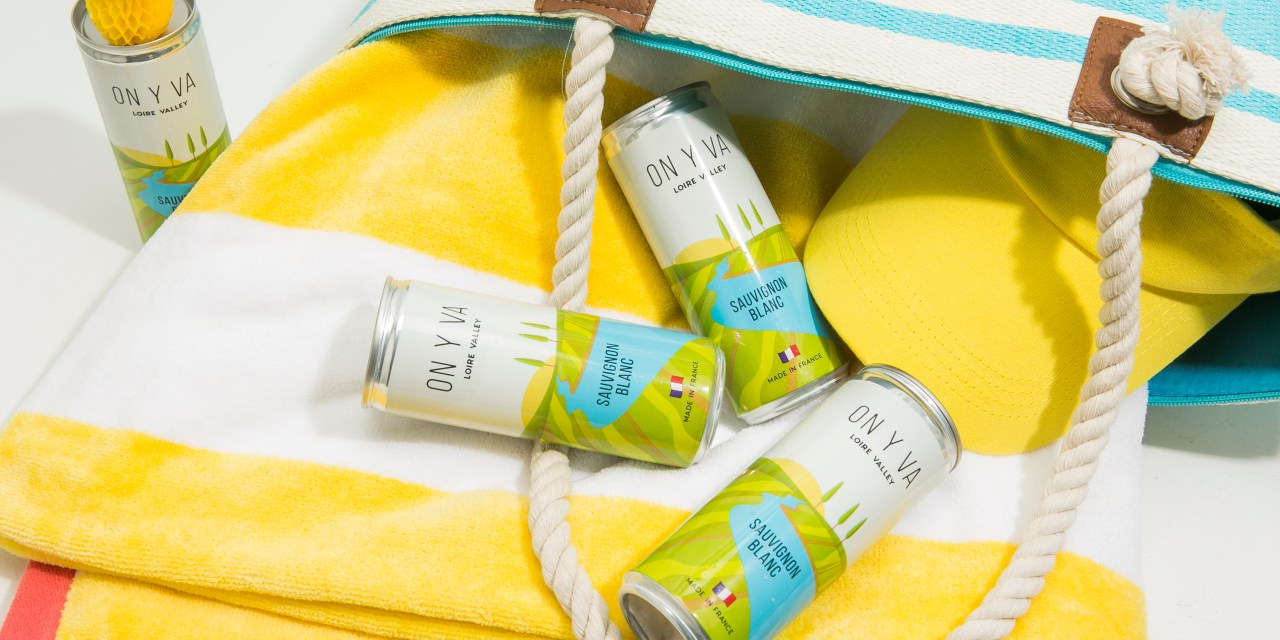 Hassle Free Summer Sips: Premium Canned Wine from ON Y VA