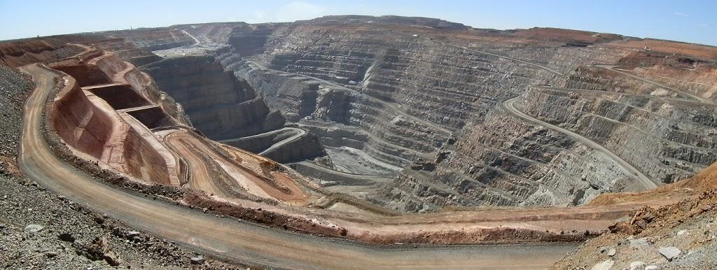 Kalgoorlie-Boulder gold fields