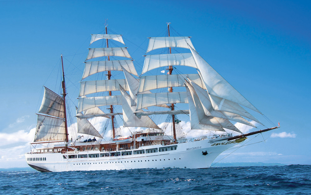 Sea Cloud Announces New Routes and Special Sailings