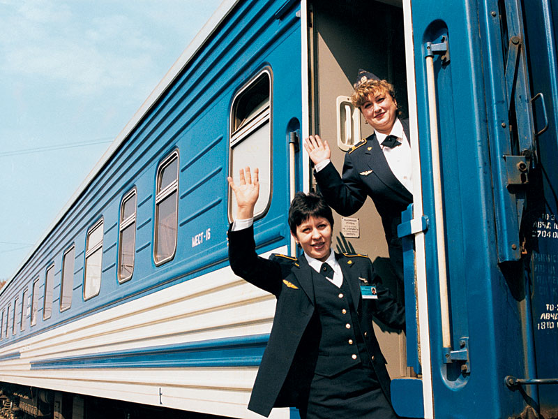 "Trans Siberian Railway "" Tsar's Gold"" Train Beijing to Moscow"
