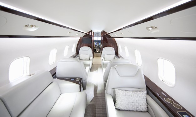 Steps to Rent a Private Jet