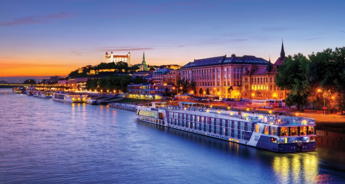 AmaWaterways Debuts Two New Wine-Themed Itineraries